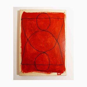Salvatore Travascio, Intersection 6, Original Gemälde, 2010er