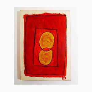 Salvatore Travascio, Intersezioni 5, Pittura originale, 2010