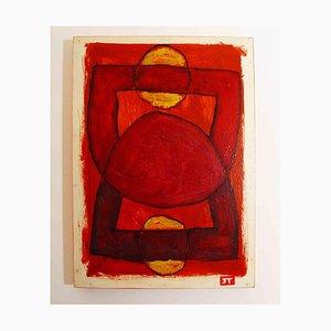 Salvatore Travascio, Intersection 4, Original Gemälde, 2010er