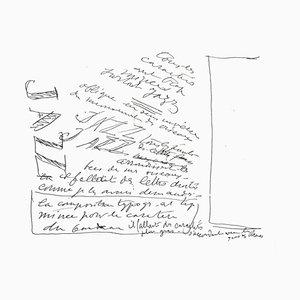 Jazz, Original Lithograph After Henri Matisse, 1982