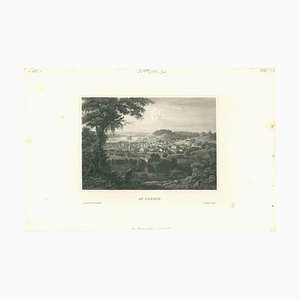 Unknown, Ancient View of St. Joseph, Original Lithograph, Early 19th Century