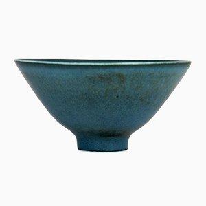 Cuenco de cerámica de Carl-Harry Stålhane para Rörstrand, años 50