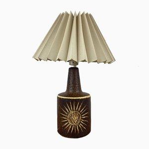 Lámpara de cerámica de Søholm