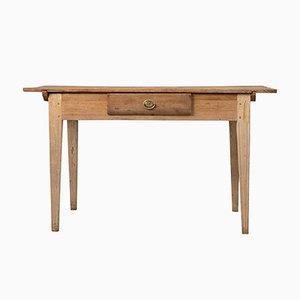 Schwedischer gustavianischer Schreibtisch aus Kiefernholz, 18. Jh