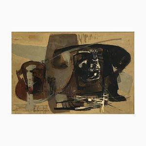 Paul Delapoterie, Le téléphone, 1959