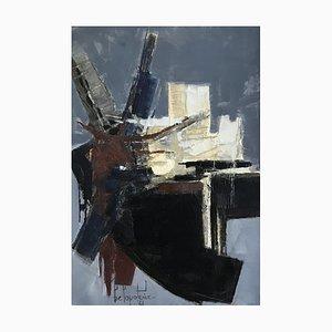 Paul Delapoterie, Chargement d'un Bateau, 1961