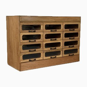 12 Drawer Haberdashery Cabinet, 1930s