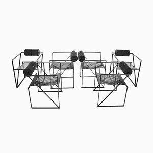 Seconda Stühle von Mario Botta für Alias, 1980er, 6er Set