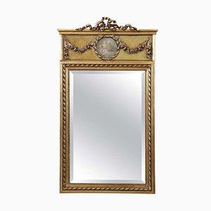 Giltwood Wall Mirror, 1930s