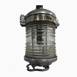 Lámpara de barco rusa, años 50