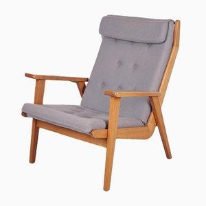 Vintage Model 1611 Lounge Chair by Rob Parry for Gelderland, Netherlands, 1952