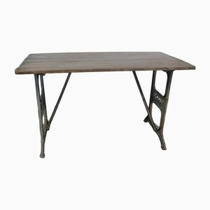 Industrial Table from Necchi, 1960s