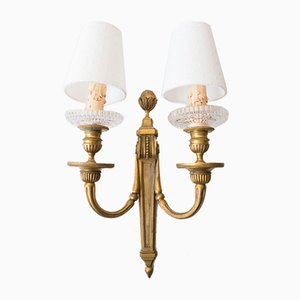 French Empire Style Sconces, Set of 2
