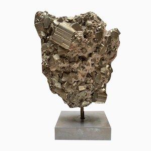 Escultura de pirita, 1980