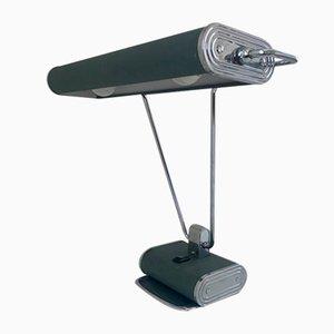 Lámpara de mesa vintage de Eileen Gray para Jumo, años 40