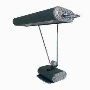 Vintage Table Lamp by Eileen Gray for Jumo, 1940s