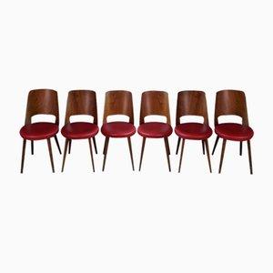 Mondor Esszimmerstühle von Baumann, 6er Set