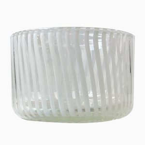 Cuenco de cristal de Murano de Venini