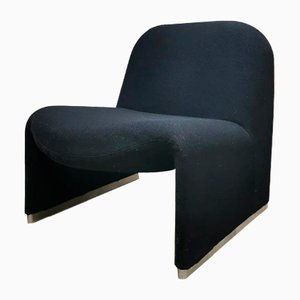 Vintage Alky Lounge Chair by Giancarlo Piretti for Castelli / Artifort