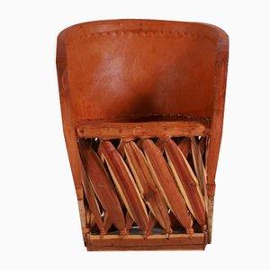 Primitive Chair, Brazil, 1960s