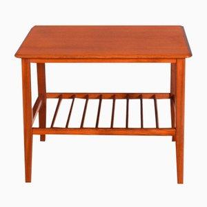 Restored Teak Side Table, 1960s
