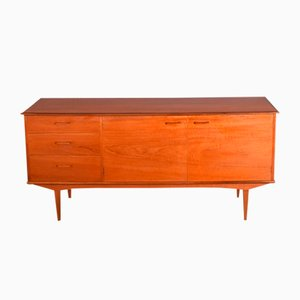 Restored Teak Sideboard from Alfred Cox, 1960s