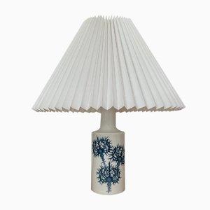 Danish Ceramic Table Lamp by Fog & Morup for Royal Copenhagen, 1960s