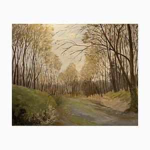 Jean F. Chomel, Walk in Forest, 1960er