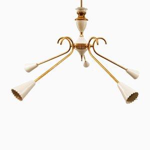 Lámpara de araña Sputnik