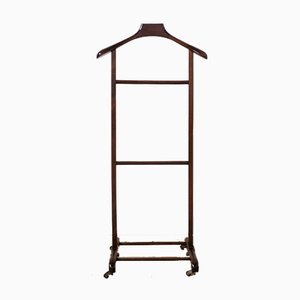 Beech Rack in Style of Brothers Reguitti, 1950s