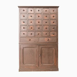 Pharmacy Chest of Drawers