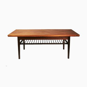 Extendable Coffee Table from Hybrid, Denmark, 1960s