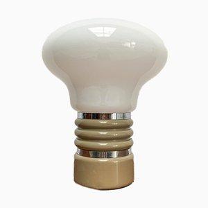 Vintage Space Age Lightbulb Table Lamp, 1970s