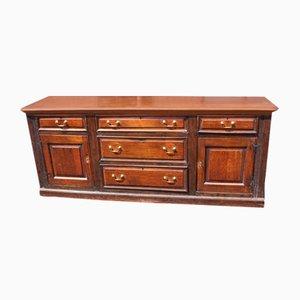 Heavy Oak Dresser, 1850s