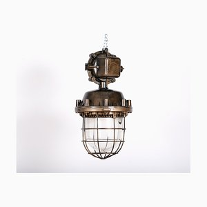 Industrial OMP 250 Lamp from ZAOS, 1970s