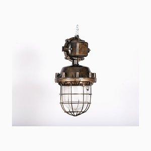 Lámpara OMP 250 industrial de ZAOS, años 70