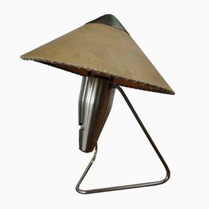 Lámpara de mesa de Helena Frantova para OKOLO, años 50