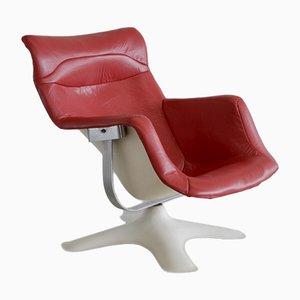 Vintage Karuselli Chair by Yrjö Kukkapuro for Haimi, 1960s