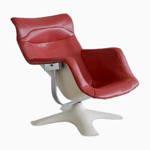 Vintage Karuselli Stuhl von Yrjö Kukkapuro für Haimi, 1960er