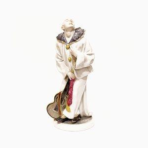 Pierrot Figur von Karl Ens