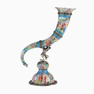 19th Century Horn, Vienna, 1890s