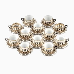 Baroque Silver Coffee Service