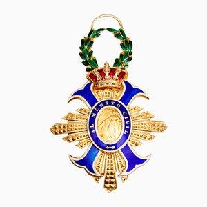 Order of Civil Merit (Orden Del Mérito Civil), Spain