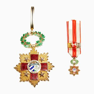 Order of the Red Cross, Cuba