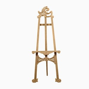 Rococo Style Wooden Easel