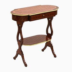 Intarsie Tisch