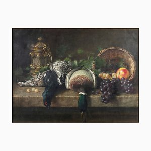 AA Girv, Still Life with Game