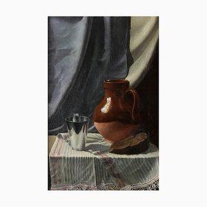 Bodegón con jarra, Konstantin Ronchevsky, años 20