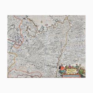 Frederick DeWitt, Karte von Russland