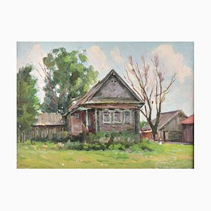 Étude de jour d'été, Vasily Vasilievich Serov (1911 - 1992)
